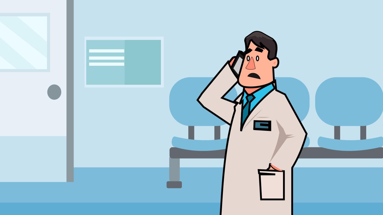 STD Clinic | Prank Caller